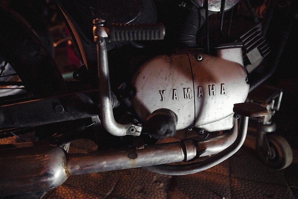 Болгарка, молоток и сварка: Интервью с  Глебом Чёрным, владельцем кастом-ателье мотоциклов . Изображение № 23.