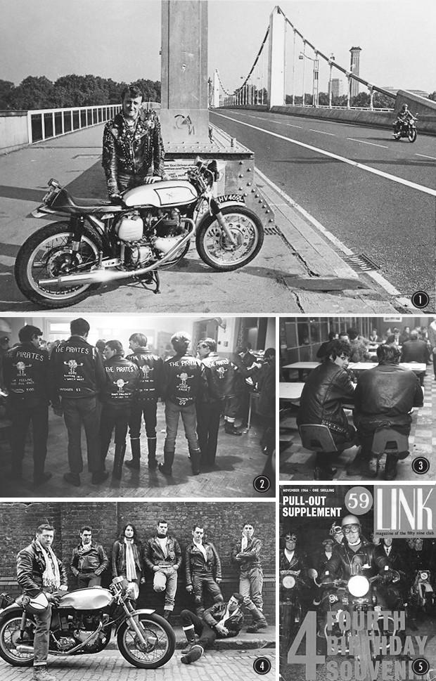 Рыцари придорожных кафе: История и стиль британских мотоциклистов. Изображение №1.
