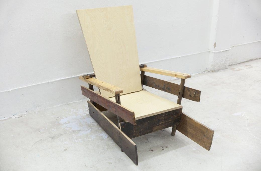 Как сделать деревянное кресло своими руками. Изображение № 19.
