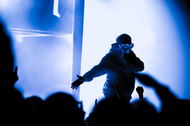 Личное дело: DOOM, хип-хоп-музыкант и человек в железной маске. Изображение №4.