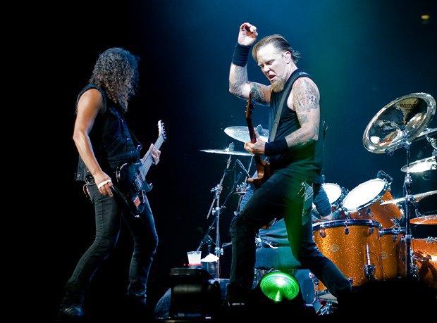 Metallica предложила своим фанатам составить треклист евротура группы. Изображение № 1.