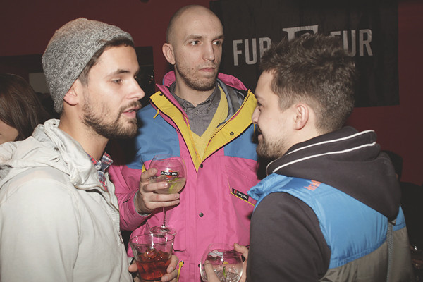 Детали: Репортаж с вечеринки FURFUR Weekend. Изображение № 27.