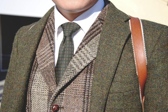 Детали: Репортаж с выставки мужской одежды Pitti Uomo. День первый. Изображение № 7.