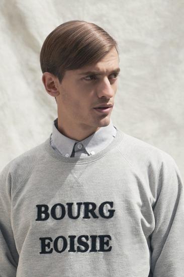 Датская марка Soulland представила весеннюю коллекцию одежды. Изображение № 12.
