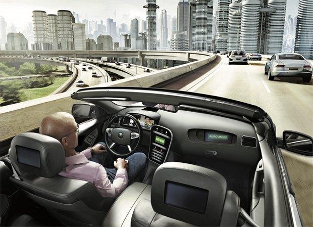 Англичанам разрешили пользоваться беспилотными автомобилями с 2015 года. Изображение № 1.