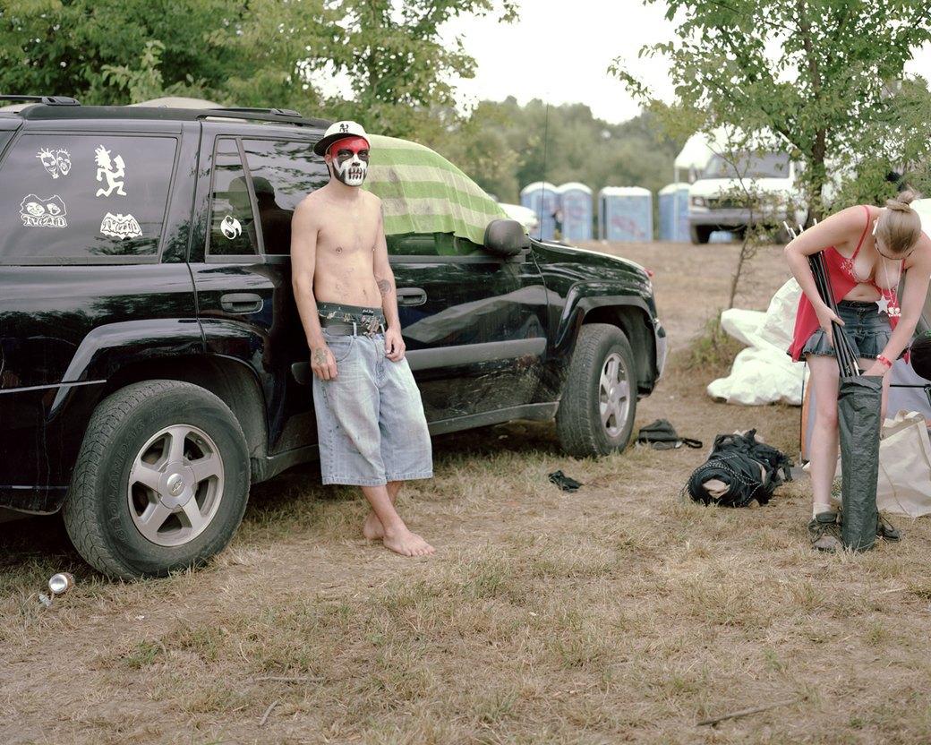 Клоуны на выезде: Фоторепортаж с ежегодного фестиваля джаггало в Иллинойсе. Изображение № 4.