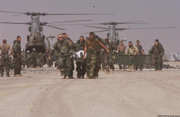 Военное положение: Одежда и аксессуары солдат в Ираке. Изображение № 32.