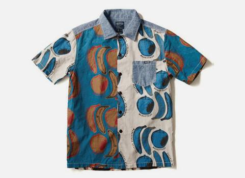 Американская марка Manastash выпустила весеннюю коллекцию одежды. Изображение № 6.