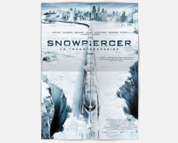 Трейлер дня: «Сквозь снег». Поезд как последний оплот человечества после апокалипсиса. Изображение № 1.