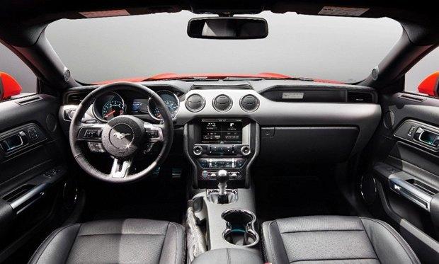 Первый экземпляр обновленного Ford Mustang продадут на аукционе . Изображение № 6.