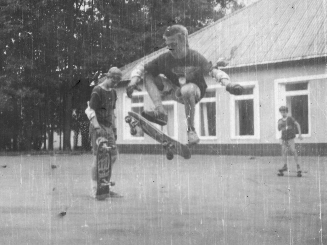 Скейтбординг после перестройки: Интервью с Денисом Мархасиным. Изображение № 1.
