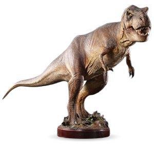 Как создавали тираннозавра для «Парка Юрского периода». Изображение № 2.