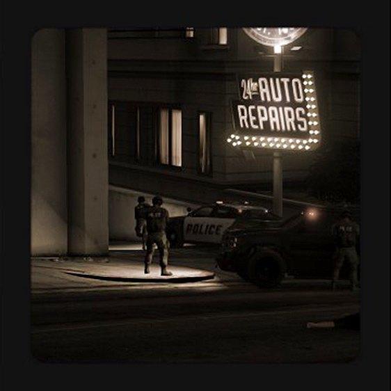 Агентство Media Lense: Фоторепортажи из горячих точек и бандитских районов в GTA V Online. Изображение № 12.