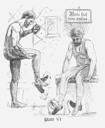 Спорт для занятых людей: Отрывок из пособия по физкультуре начала прошлого века. Изображение № 8.