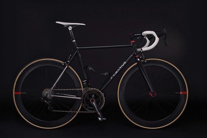 Марка Primarius представила новый гоночный велосипед. Изображение № 1.