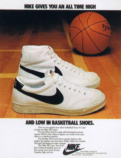 Эволюция баскетбольных кроссовок: От тряпичных кедов Converse до технологичных современных сникеров. Изображение № 34.