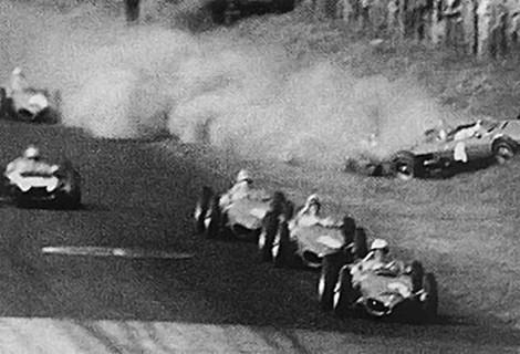 Гран-при: 10 самых страшных аварий на гоночных трассах. Изображение № 3.