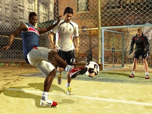 Electronic Arts объявила о выходе игры FIFA Street. Изображение № 1.