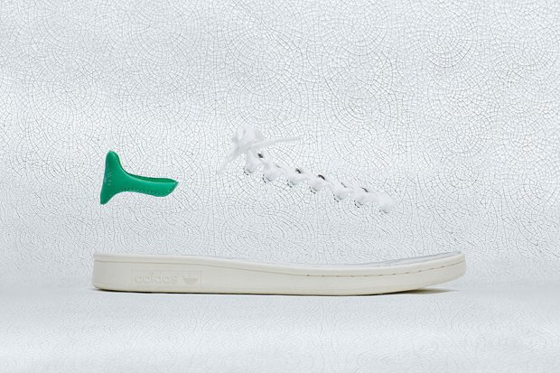 Продажи обновлённых моделей кроссовок Adidas Stan Smith начнутся в России 24 января . Изображение № 1.