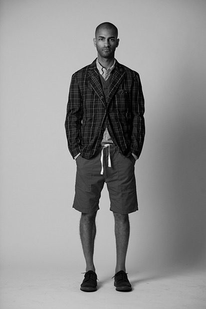 Марка Engineered Garments представила новую коллекцию на весну будущего года. Изображение № 8.