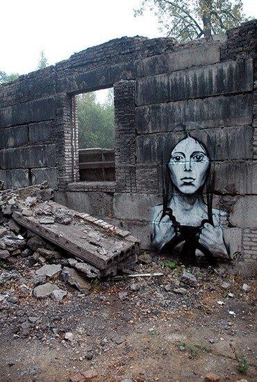 Умер уличный художник Паша 183. Изображение № 19.