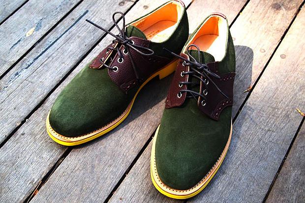 Дизайнер Марк МакНейри выпустил осеннюю коллекцию обуви. Изображение № 3.