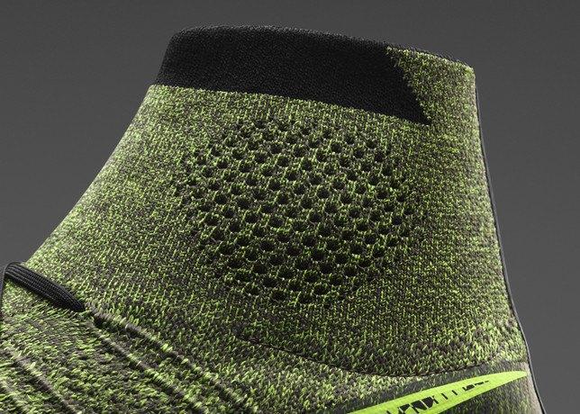 Nike представила новую версию бутс Elastico Superfly на текстильной основе. Изображение № 4.
