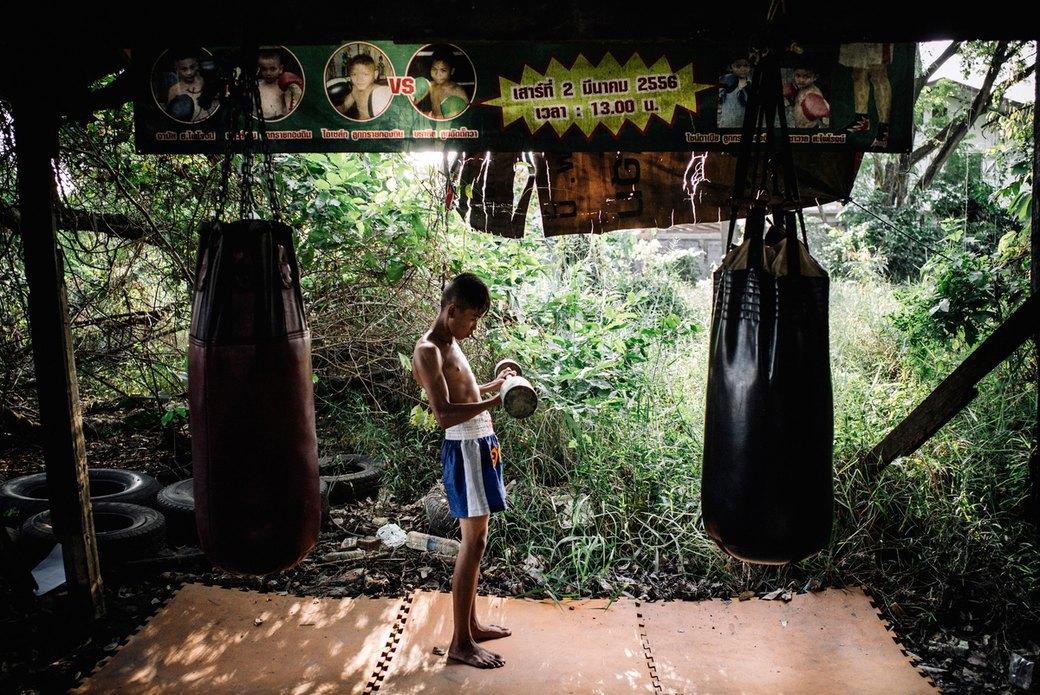 Бокс против нищеты: Как тайские подростки находят спасение от бедности на ринге. Изображение № 2.