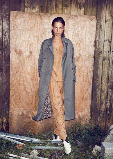 Датская марка Wood Wood опубликовала лукбук весенней коллекции одежды. Изображение № 18.