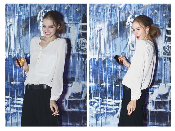 Дом моды: Репортаж со съемок видео модельного агентства. Изображение № 21.