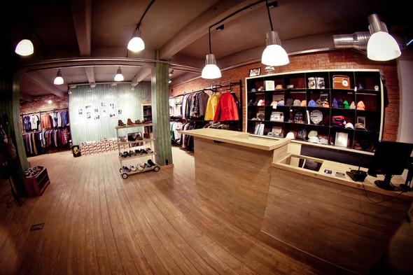 Новое пространство магазина Konkrete Store. Изображение № 4.