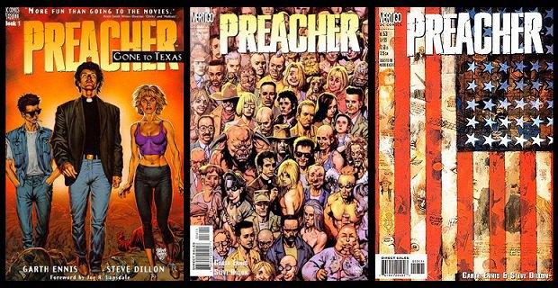 Телеканал AMC готовит сериал по мотивам комикса Preacher. Изображение № 1.