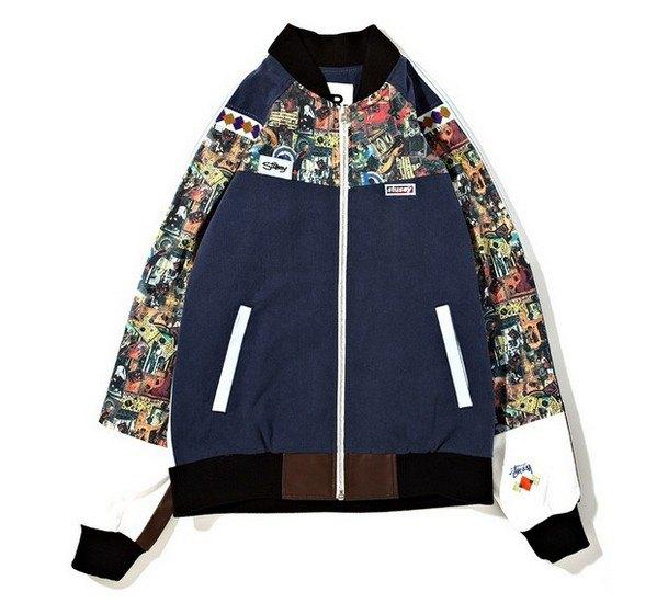 Марка Stussy и дизайнер Даррен Романелли представили совместную коллекцию одежды. Изображение № 5.