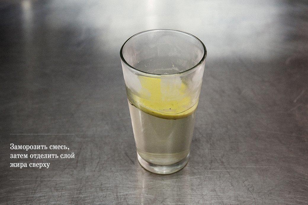 Масла в огонь: 4 алкогольных коктейля на основе жира. Изображение № 12.