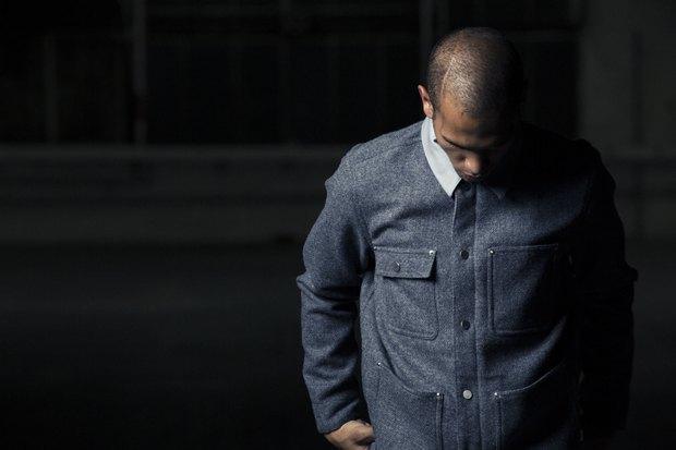 Марка Carhartt WIP запустила новую линейку одежды OverAll MasterCloth. Изображение № 1.