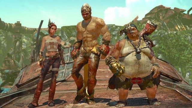 Вспомнить все: Гид по лучшим видеоиграм уходящего поколения, часть вторая, 2010–2011 гг.. Изображение № 21.
