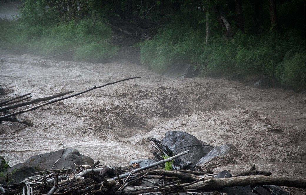 Как я сплавлялся по камчатским рекам к извергающемуся вулкану. Изображение № 20.