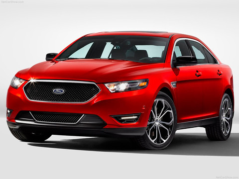 Ford Taurus SHO . Изображение № 8.
