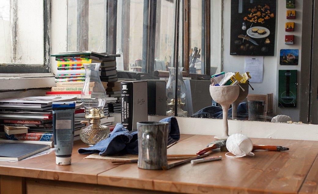 Дом культуры: Молодые московские художники и их мастерские. Изображение № 23.