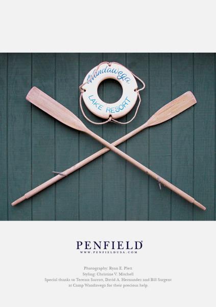 Марка Penfield выпустила осенний лукбук. Изображение № 17.