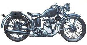 Железный конь: Как мотоциклы использовали в военных действиях. Изображение № 12.