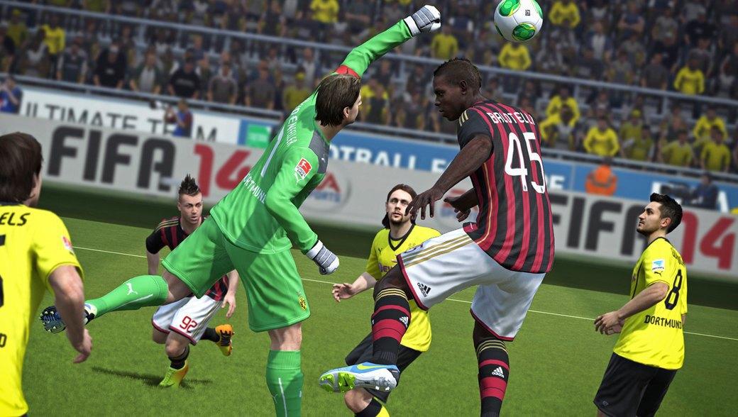 FIFA 14. Изображение № 24.