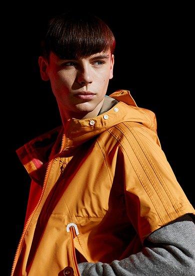 Марка Adidas Originals и дизайнер Казуки Кураиши запустили новую линейку одежды. Изображение № 1.