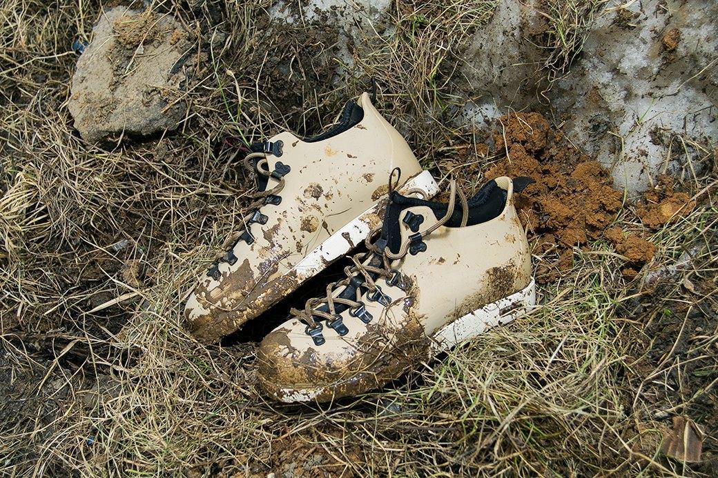 Ревизия: Непромокаемые ботинки в московской грязи. Изображение № 4.