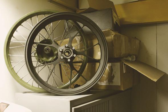 Гараж-бенд: Гид по трем уникальным мастерским машин и мотоциклов в Москве. Изображение №13.