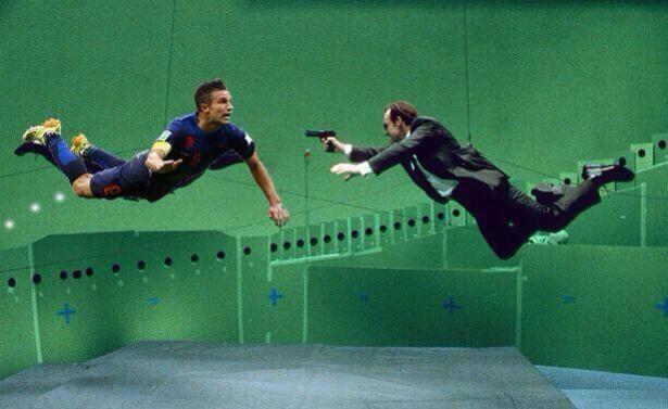 Летучий голландец: Робин ван Перси как новый интернет-мем. Изображение № 14.