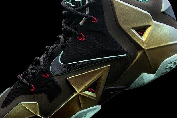 Баскетболист Леброн Джеймс представил новую именную модель кроссовок Nike LeBron 11. Изображение № 8.
