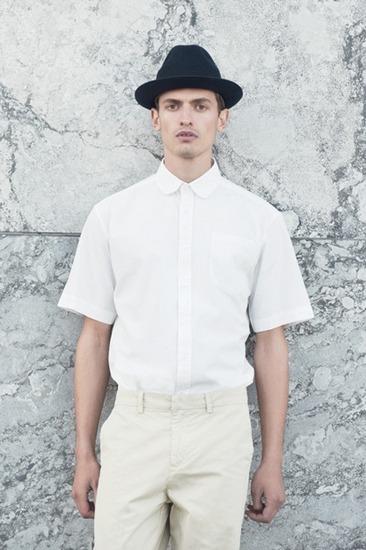Датская марка Soulland представила весеннюю коллекцию одежды. Изображение № 11.