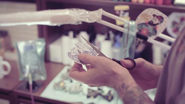 Хруст костей: Интервью с татуировщиком Дмитрием Речным. Изображение № 26.