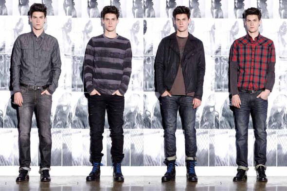 Мужские лукбуки: Zara, H&M, Pull and Bear и другие. Изображение № 22.